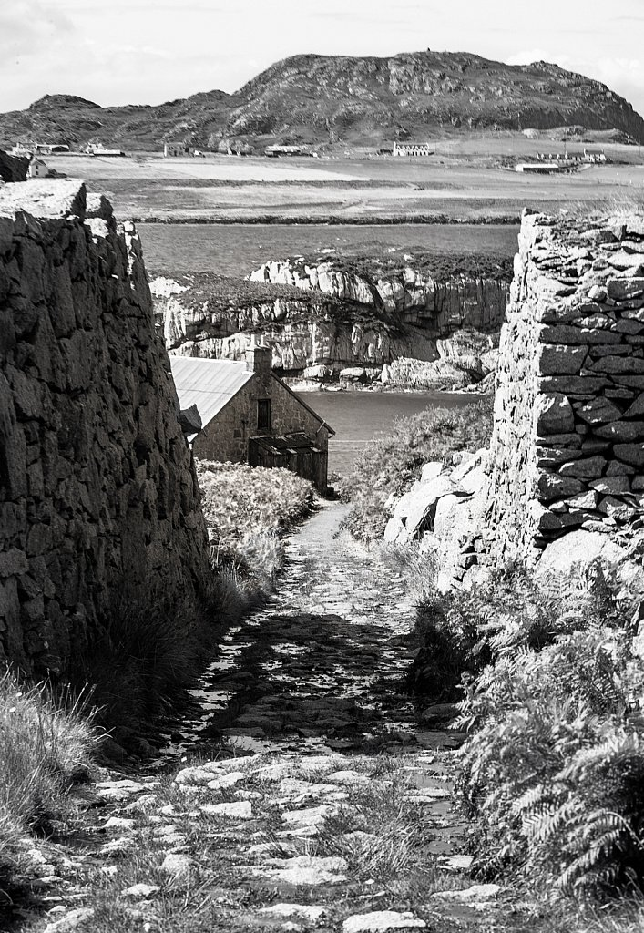 Iona from Mull